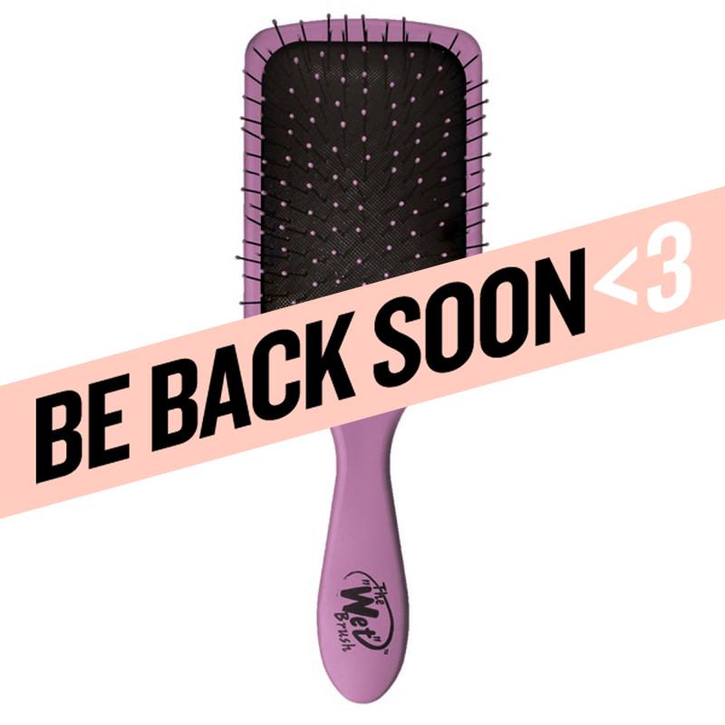 wetbrush paddle detangler purple