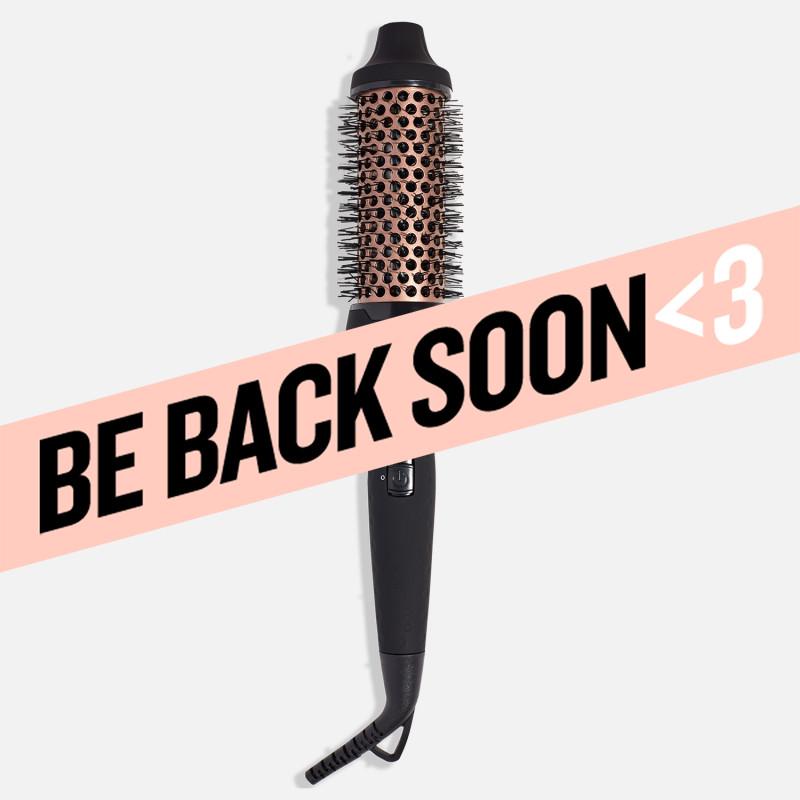 amika: blowout babe thermal brush black
