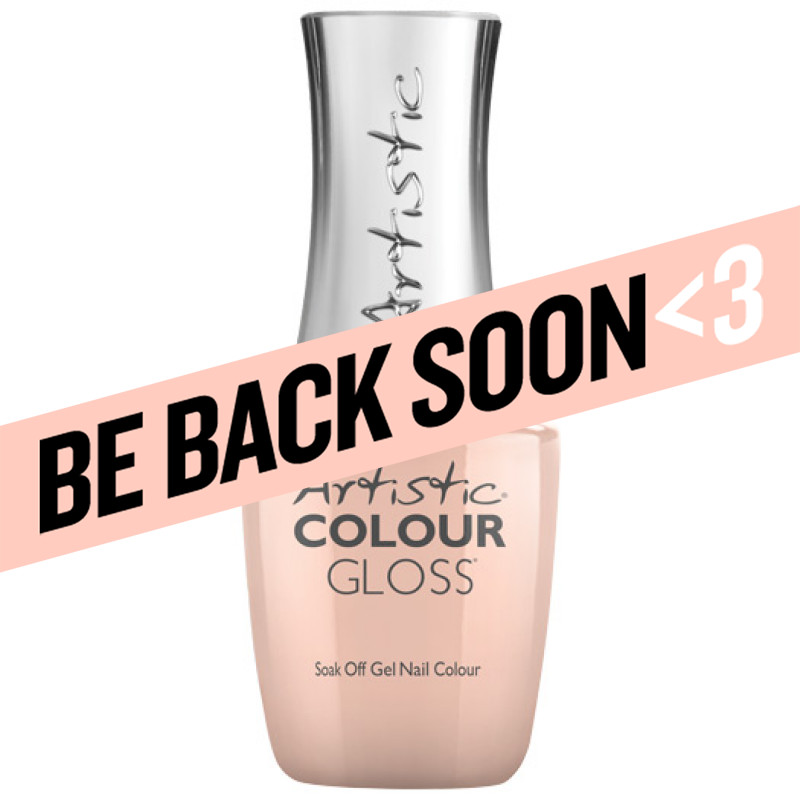 artistic colour gloss peach whip .5oz