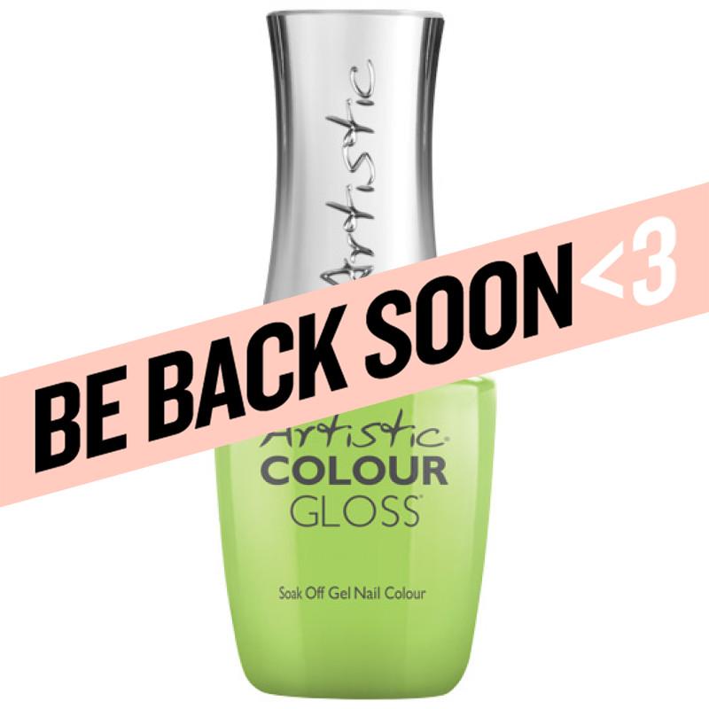 artistic colour gloss toxic .5oz