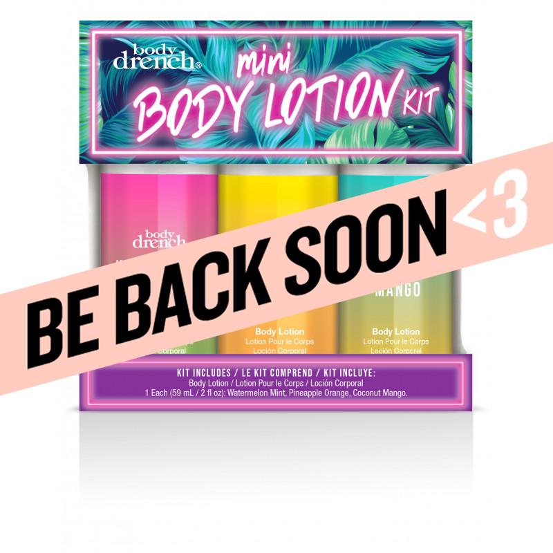 body drench mini body lotion kit 3 piece - jungle