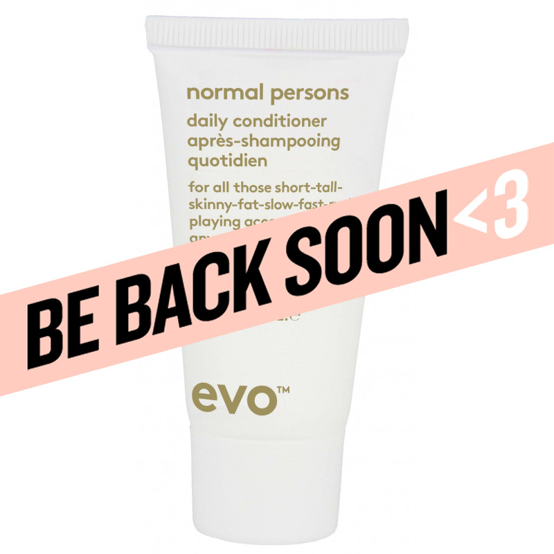 evo normal persons daily conditioner 30ml