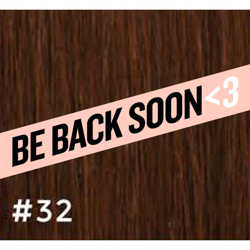 gbb clip-in hair extensions #32 18