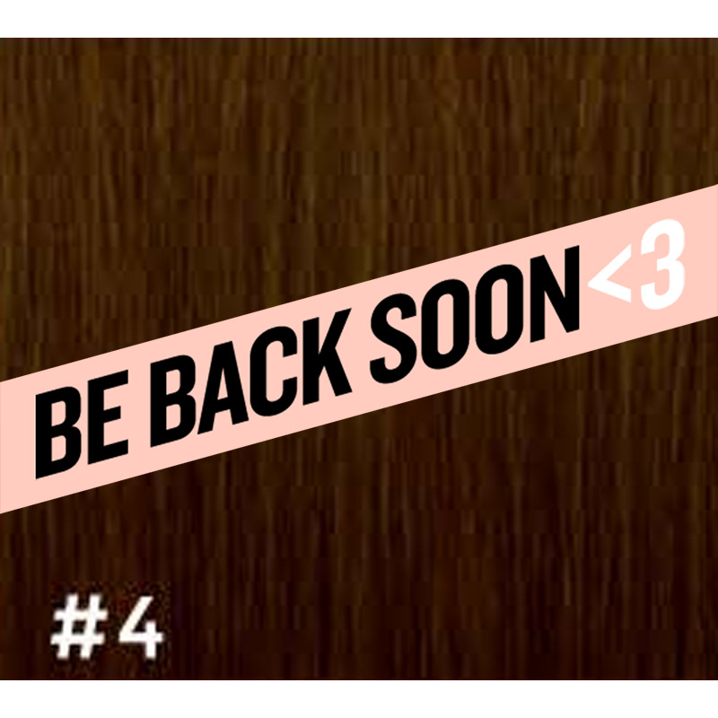 gbb clip-in hair extensions #4 18