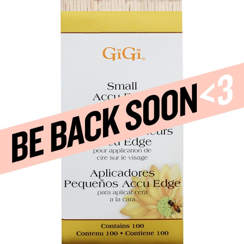 gigi small accu edge applicators 100 pack