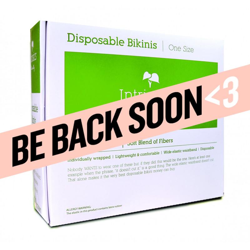 intrinsics disposable bikini 100pc # 16753