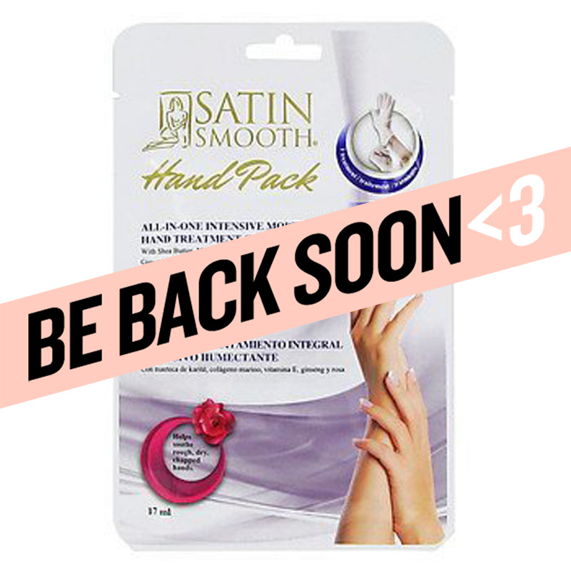 satin smooth hand pack 1p..