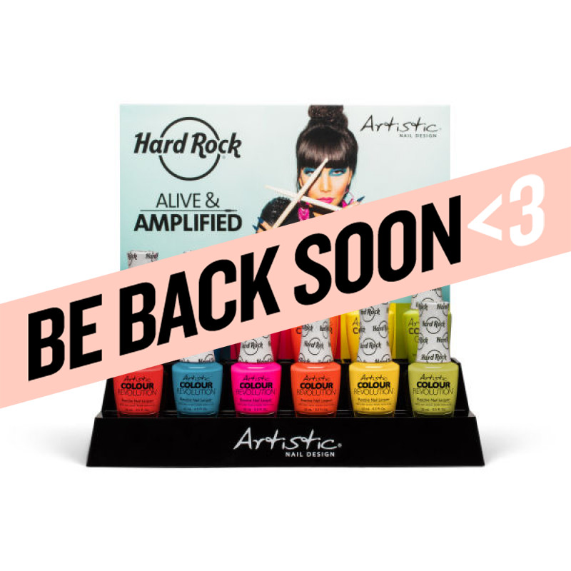 artistic alive & amplified gloss and revolution 12pc collection