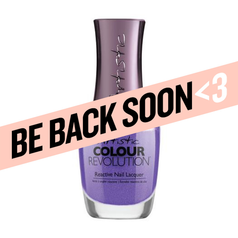 artistic colour revolution who's counting anyways? .5oz