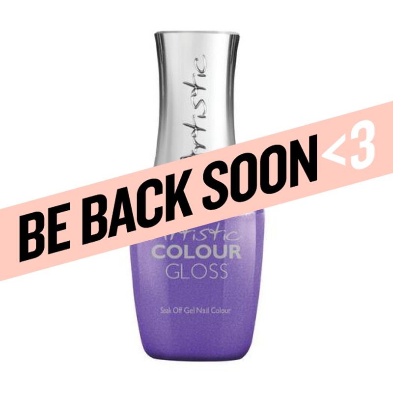 artistic colour gloss who's counting anyways? .5oz