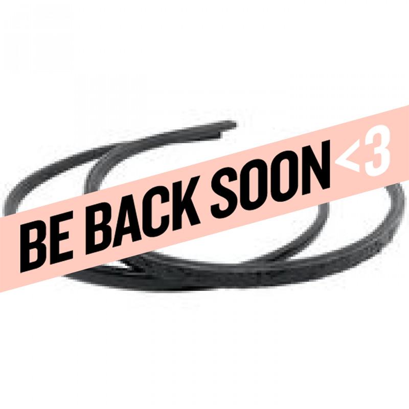 babylisspro flexible head bands black (2 pcs) # beshahb1ucc