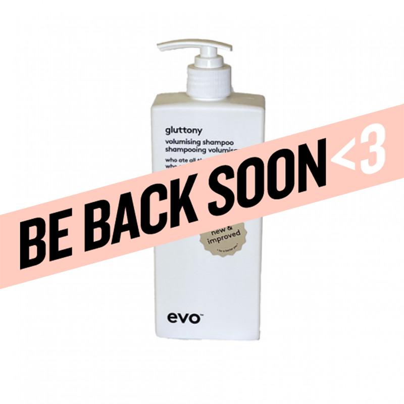 evo gluttony volumising shampoo 500ml