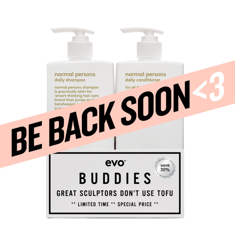 evo great scupltures don't use tofu buddy 500ml