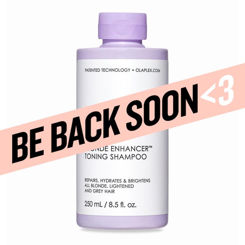 olaplex #4p blonde enhancer toning shampoo 250ml