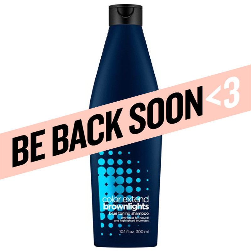 redken color extend brownlights sulfate-free blue shampoo 300ml