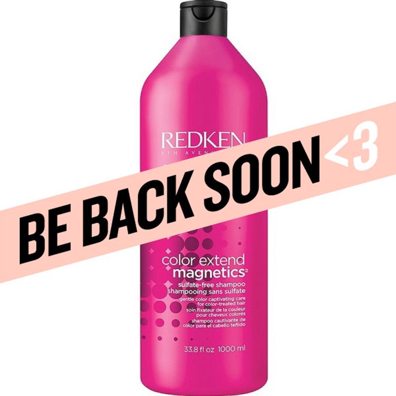 redken color extend magnetics shampoo sulfate free litre
