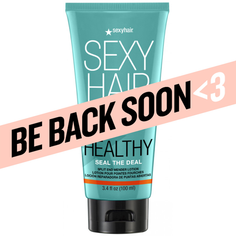 healthy sexy hair seal the deal split end mender lotion 3.4oz