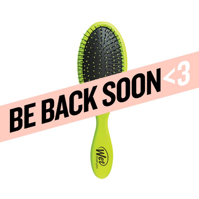 wetbrush original detangler lime