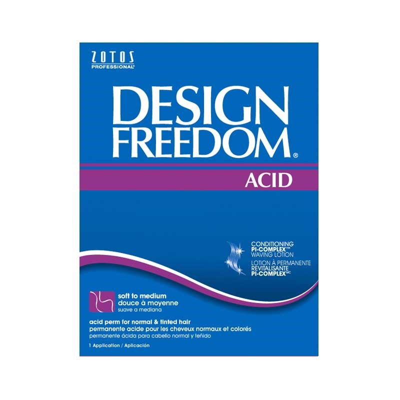 zotos design freedom plus fortifying (alkaline) perm