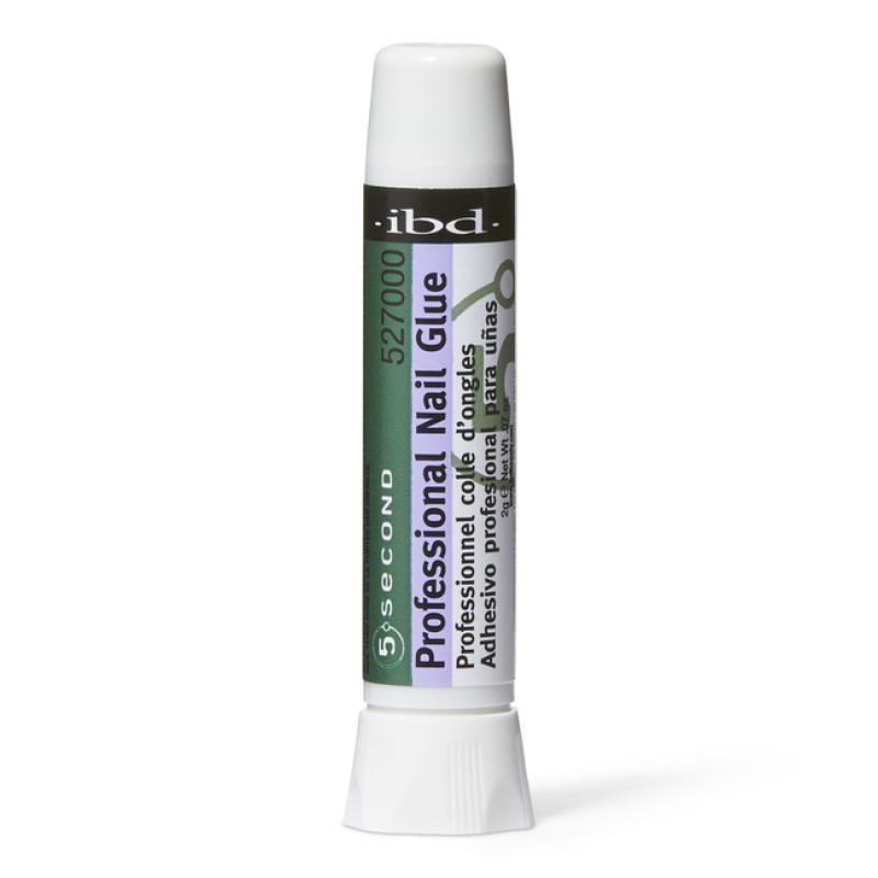 ibd 5-second brush-on nail glue 2g