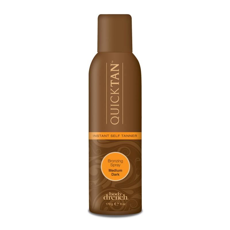 body drench instant bronzing spray medium/dark 6oz