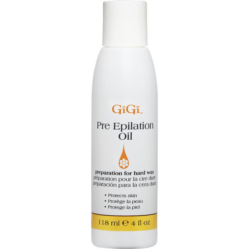 gigi pre epilation oil 4o..