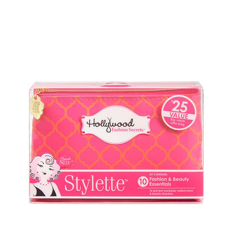 hollywood fashion secrets stylette - pink & orange