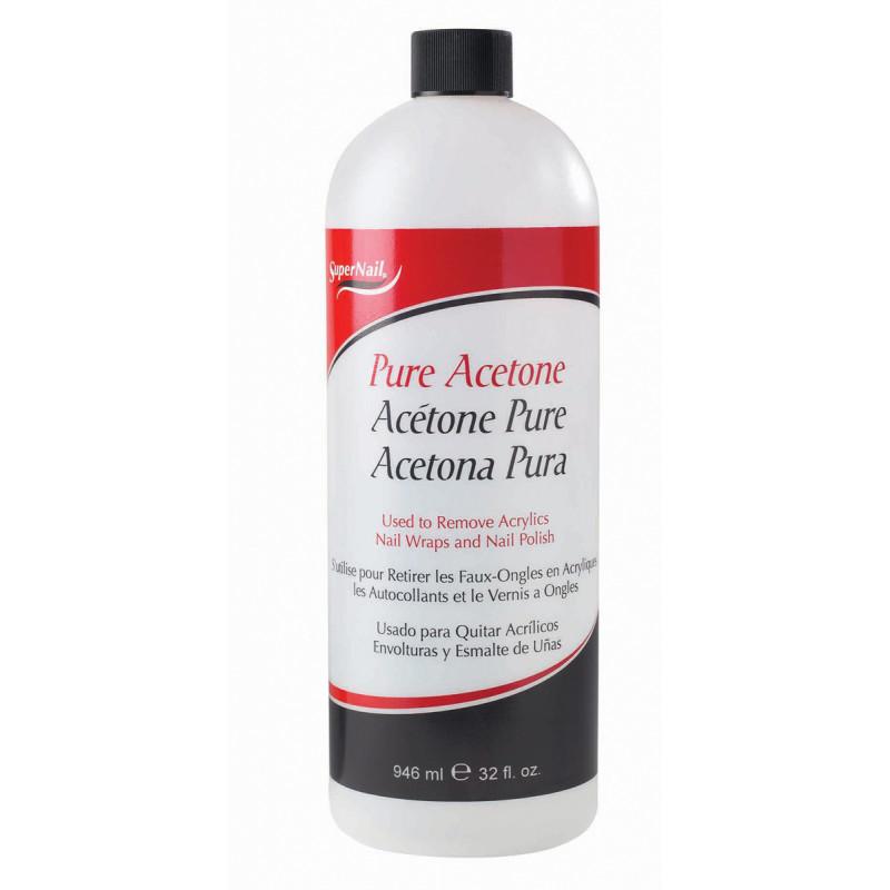 supernail pure acetone litre