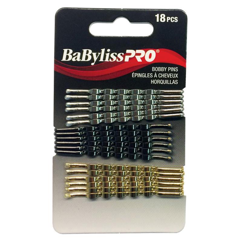babylisspro bobby pins set (18 pcs) # beshapn1ucc