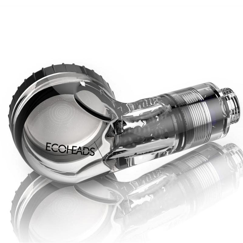 ecoheads showerhead with hose