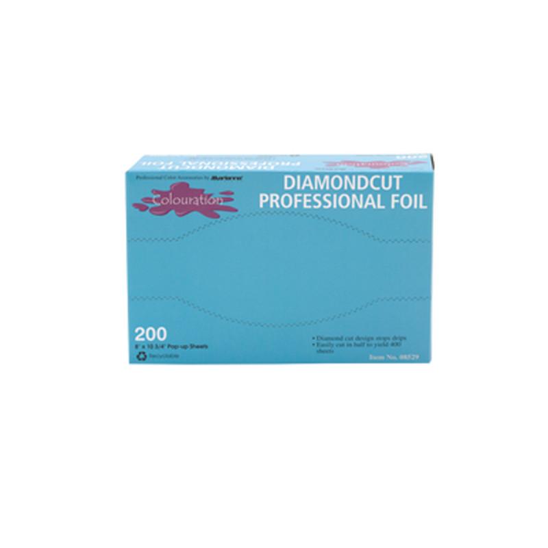 marianna diamond cut foil 8x10 # 08529