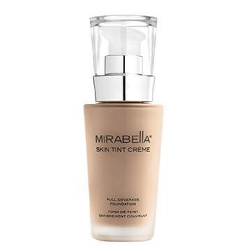 mirabella skin tint creme mineral foundation i n