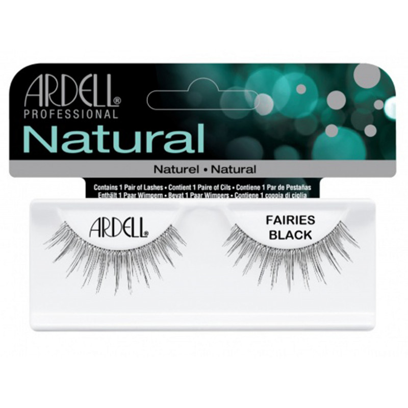 ardell natural lashes fairies black