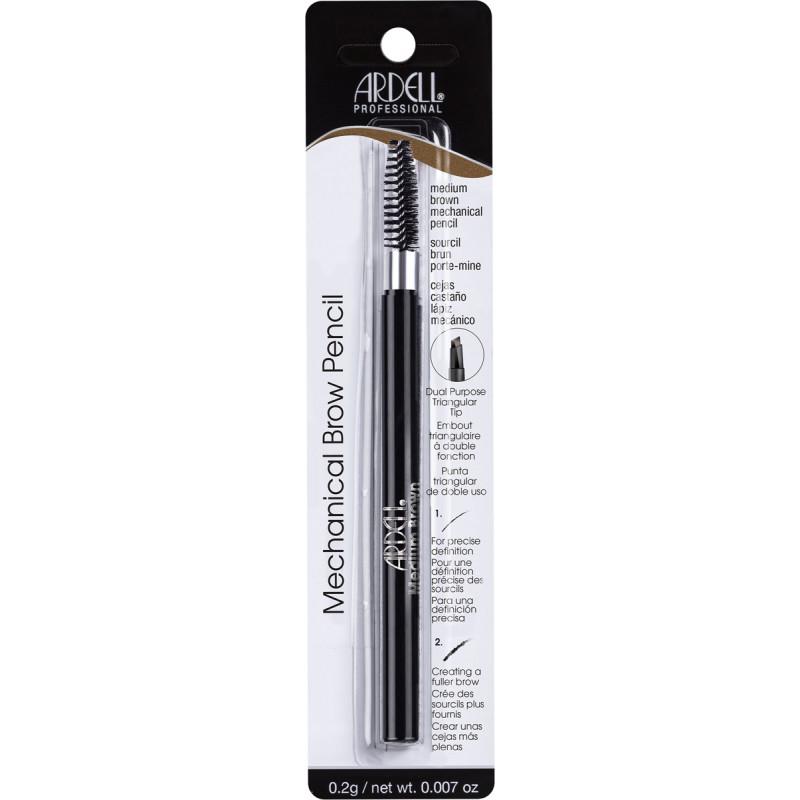 ardell mechanical brow pencil medium brown