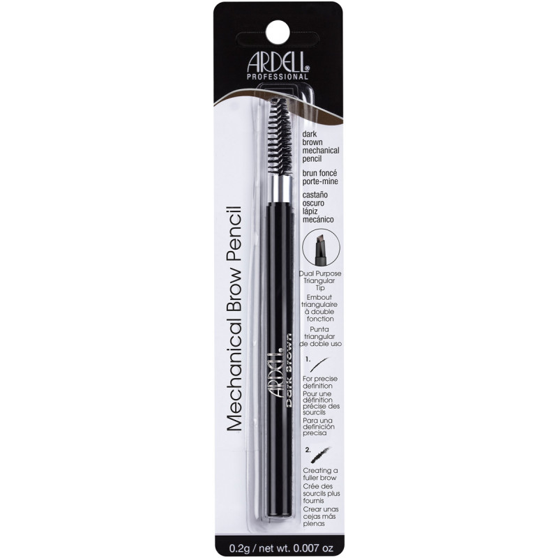 ardell mechanical brow pencil dark brown