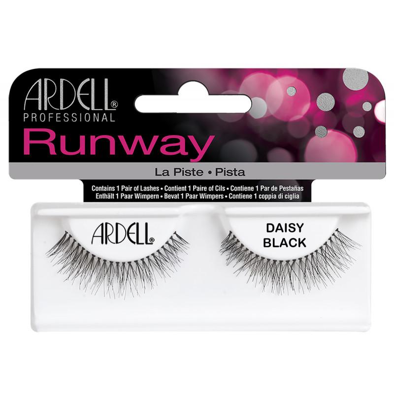 ardell runway lashes daisy black