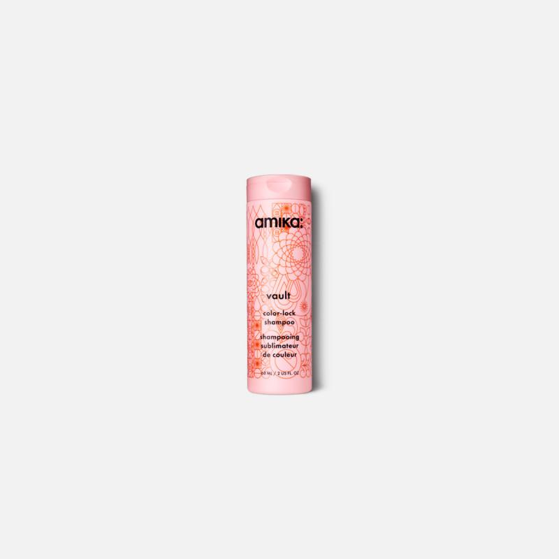 amika: vault color-lock shampoo 60ml/2.03oz