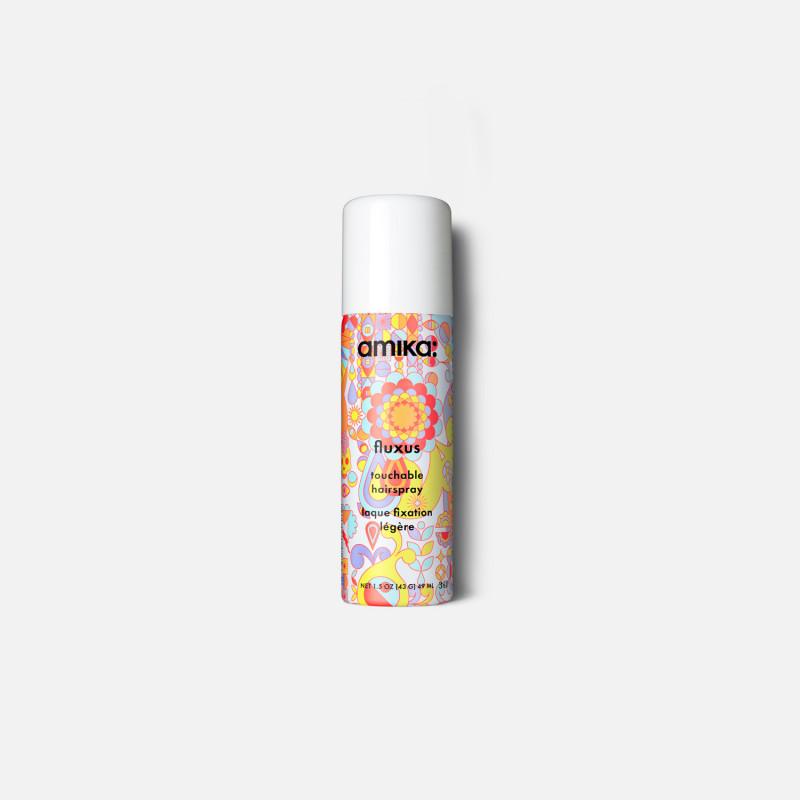 amika: fluxus touchable hairspray 44.4ml/1.5oz