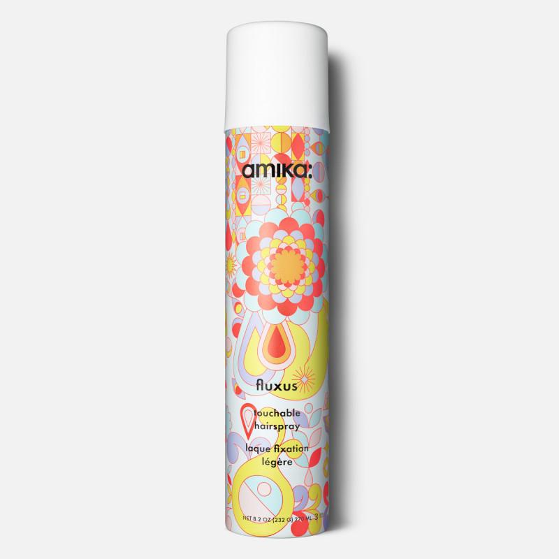 amika: fluxus touchable hairspray 236.5ml/8oz