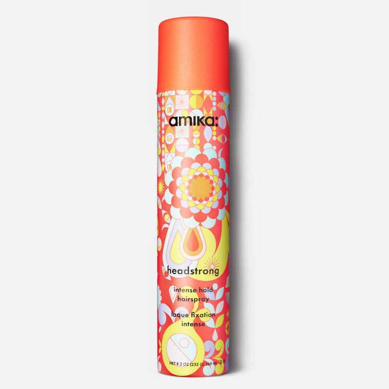 amika: headstrong intense hold hairspray 236.5ml/8oz