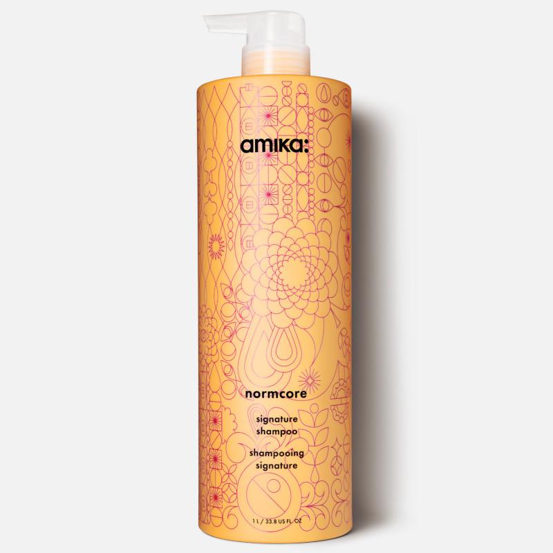 amika: normcore signature shampoo 1000ml/33.8oz