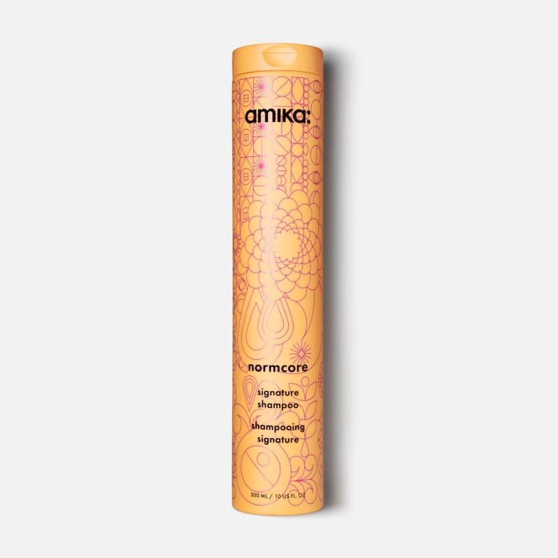amika: normcore signature shampoo 300ml/10.1oz