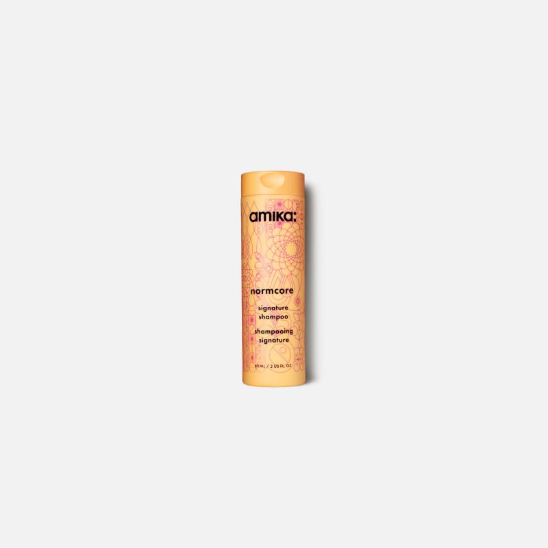 amika: normcore signature shampoo 60ml/2.03oz