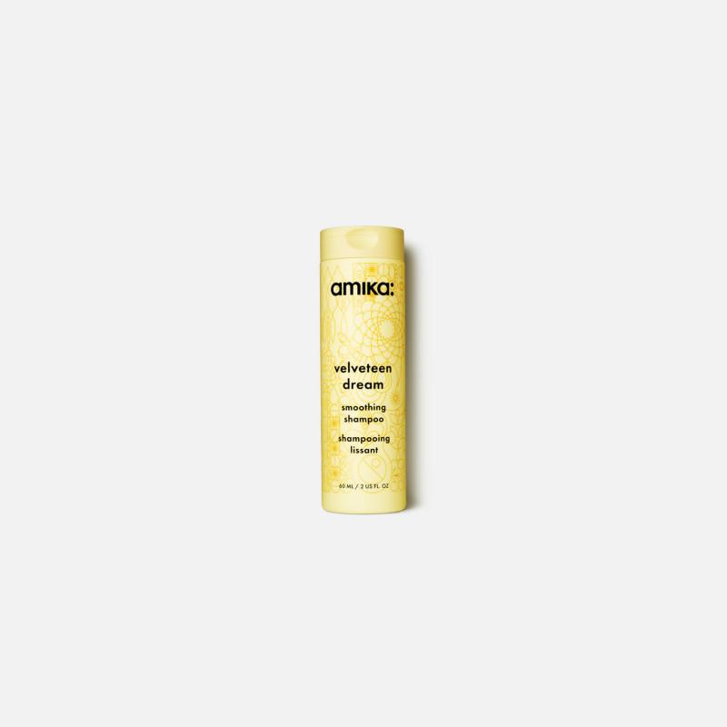 amika: velveteen dream smoothing shampoo 60ml/2.03oz