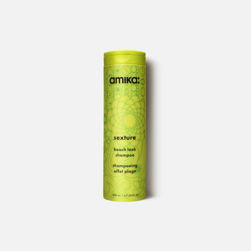 amika: sexture beach-look shampoo 200ml/6.7oz