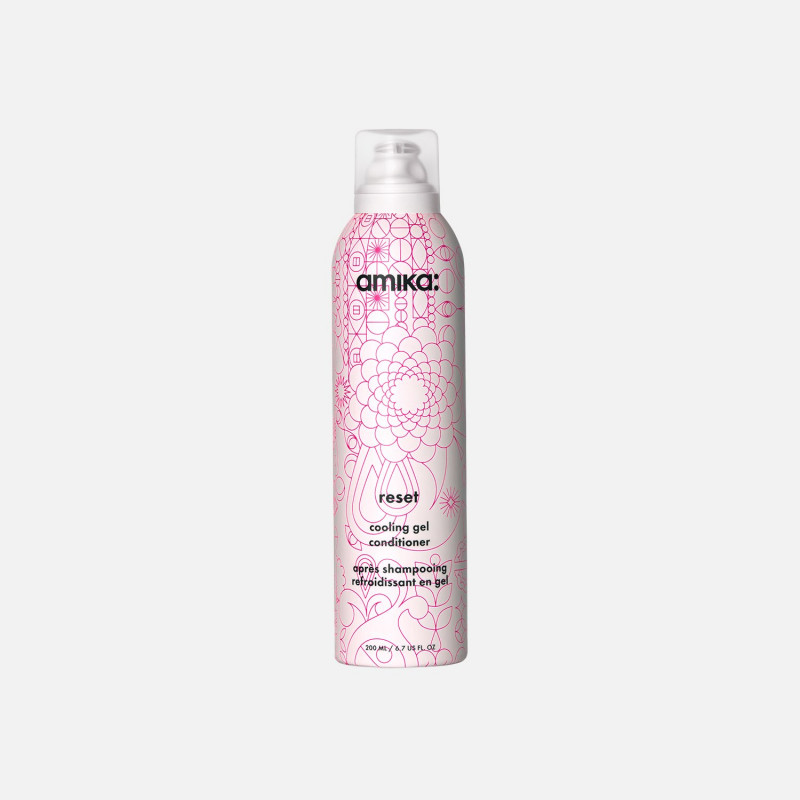 amika: reset cooling gel conditioner 200ml/6.7oz