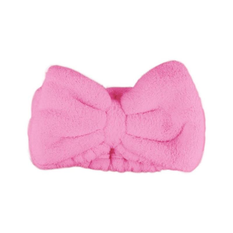 aria rise & shine headband pink