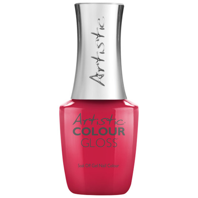 artistic colour gloss oh so red-tro .5oz