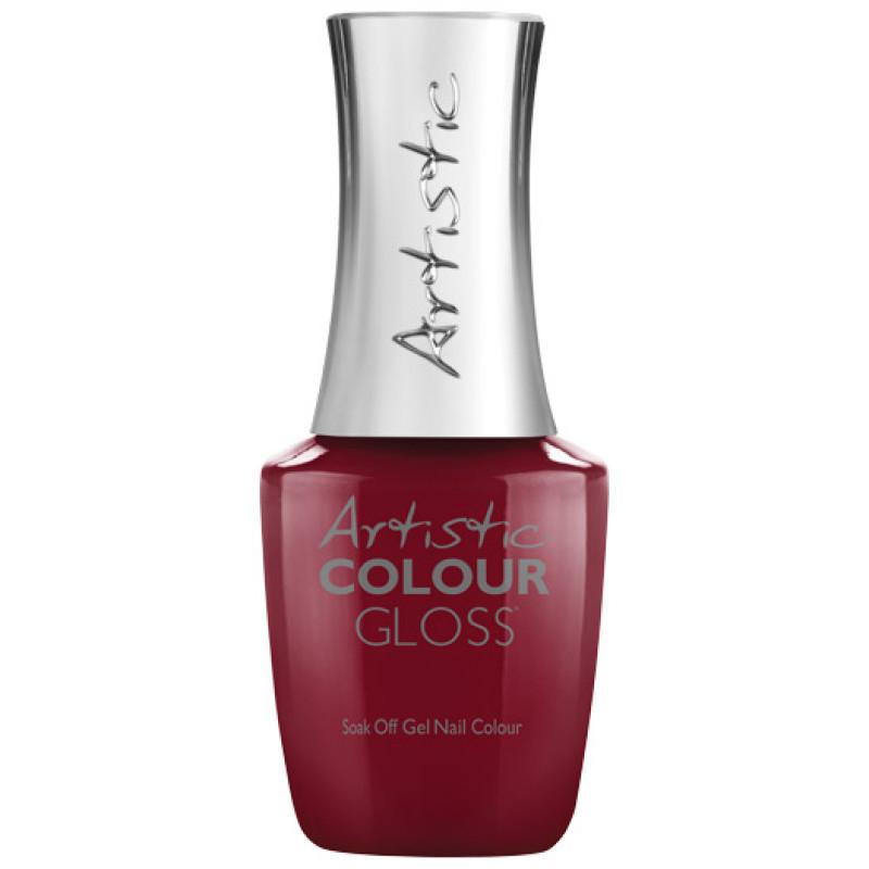 artistic colour gloss foxy .5oz