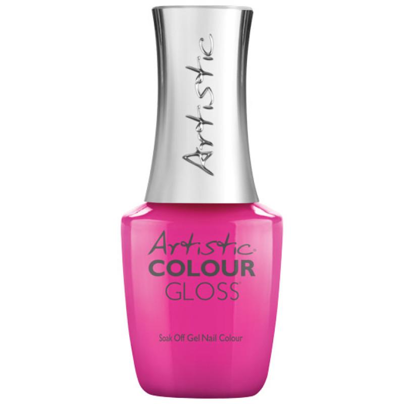 artistic colour gloss flirty .5oz